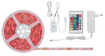 Paulmann 78979 SimpLED Strip Set 7,5m 26W RGB beschichtet