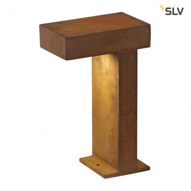 SLV Rusty Pathlight 40 LED Standleuchte 3000K IP55 rost