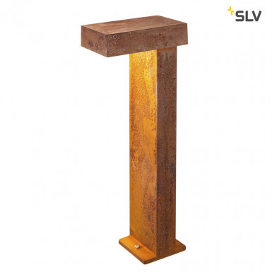 SLV Rusty Pathlight 70 LED Standleuchte 3000K IP55 rost