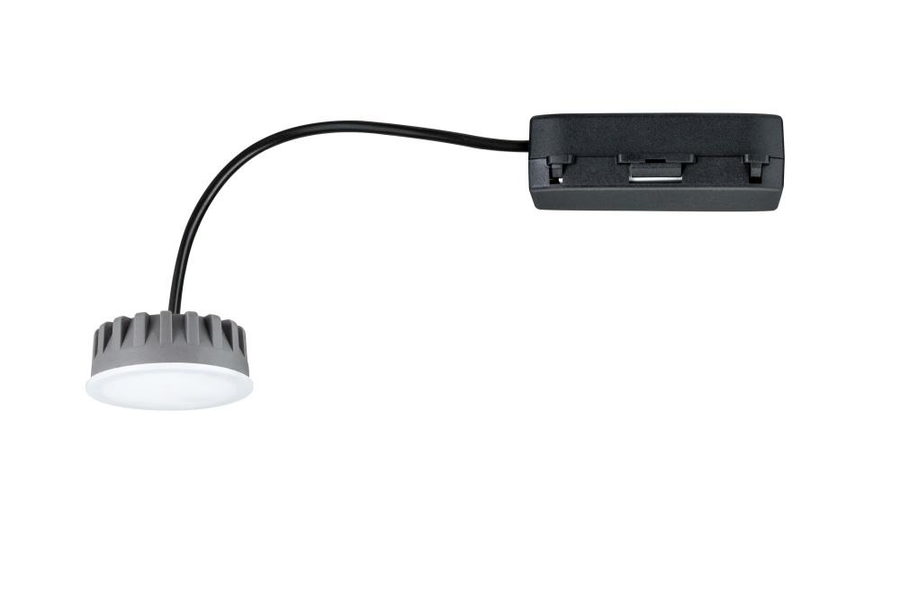 paulmann 93885 led modul coin slim 6 8w warmwei dimmbar stm. Black Bedroom Furniture Sets. Home Design Ideas