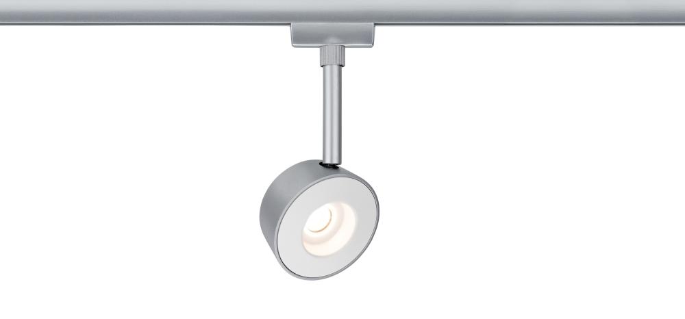paulmann 95473 urail led spot pellet 4w chrom matt wei dimmbar stm. Black Bedroom Furniture Sets. Home Design Ideas