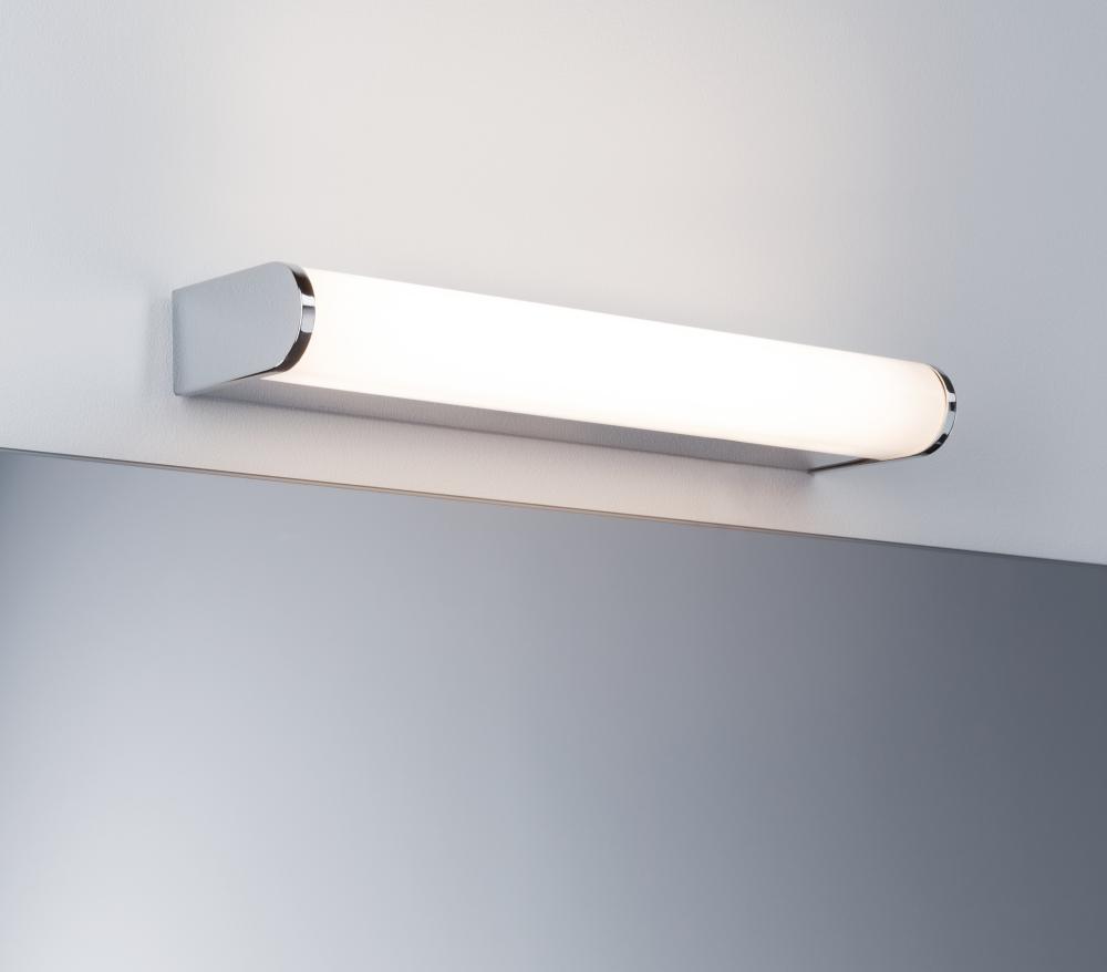 paulmann 70879 wandleuchte led arneb ip44 9w chrom stm. Black Bedroom Furniture Sets. Home Design Ideas