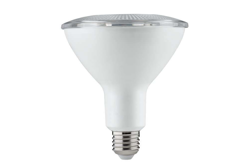 paulmann 28445 led reflektorlampe par 38 10 watt e27 warmwei stm. Black Bedroom Furniture Sets. Home Design Ideas