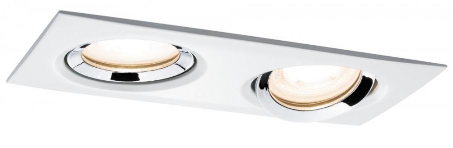 led einbauleuchte rechteckig led downlight einbauleuchte. Black Bedroom Furniture Sets. Home Design Ideas