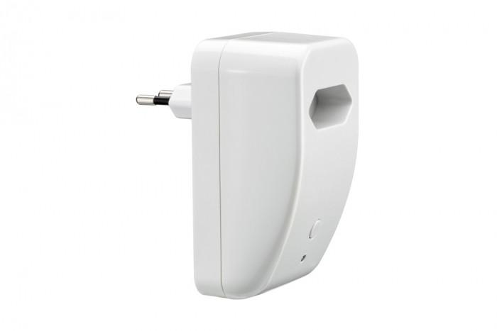 paulmann 50020 smarthome europlug dimm schalt zwischenstecker stm. Black Bedroom Furniture Sets. Home Design Ideas