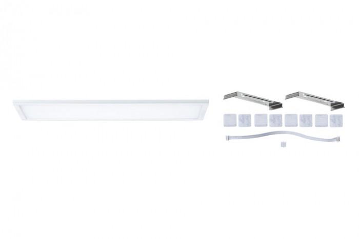 paulmann 70777 unterschrank panel led ace 7 5w wei 10x30cm. Black Bedroom Furniture Sets. Home Design Ideas