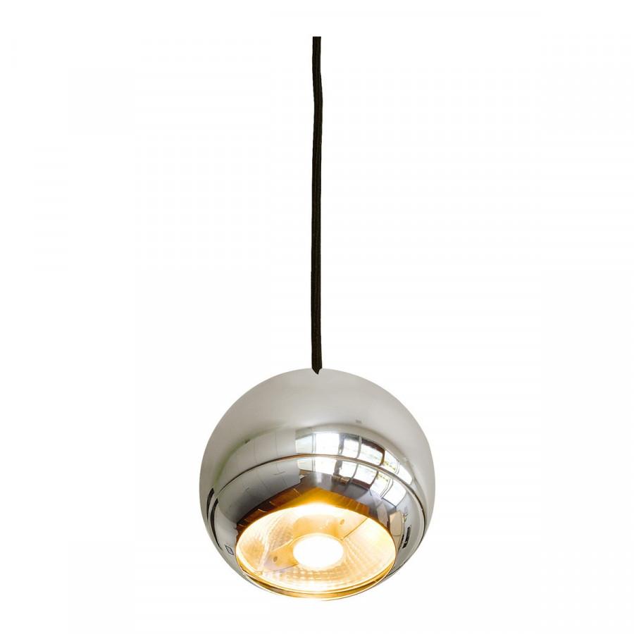slv light eye pendelleuchte qpar111 chrom 133482 stm. Black Bedroom Furniture Sets. Home Design Ideas