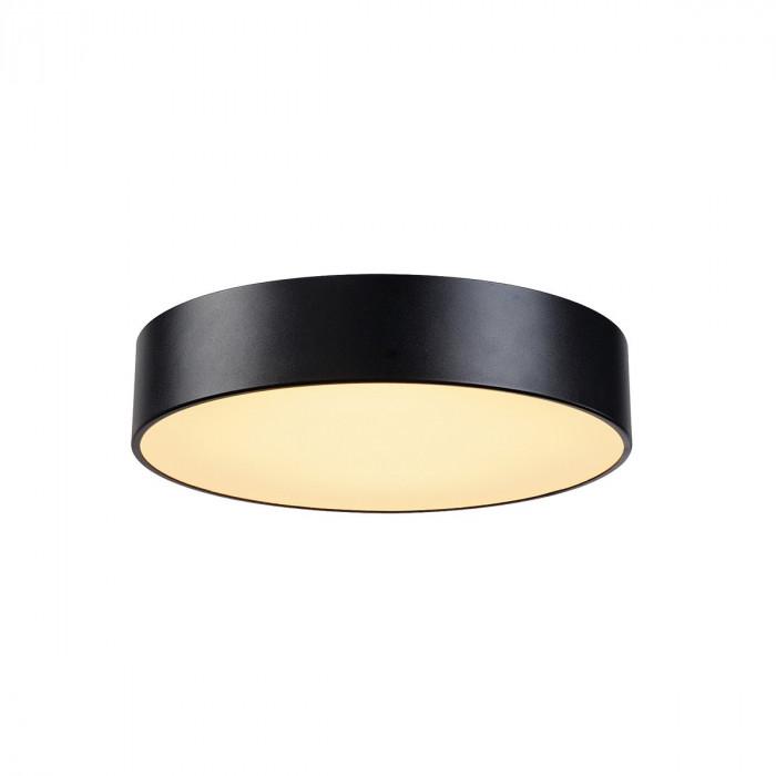 slv medo 40 led deckenleuchte schwarz 31w 3000k optional abpendelbar 135070 stm. Black Bedroom Furniture Sets. Home Design Ideas